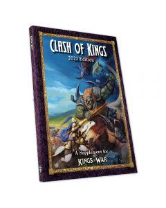 Kings of War: Clash of Kings 2022 (08-11-2021)