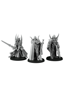 PoD Crosslances Templars set