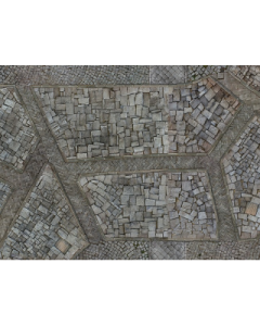 Kraken Killteam / Warcry mat Cobblestone city
