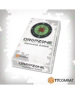 Dropzone Commander Command Cards