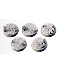 Txarli Factory 25mm Crystal Xenos bases (10)