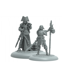 Guildball captain culverit and cutlass
