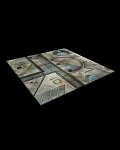 Mantic Deadzone V3. Neoprene Mat #2 (shipping 25oct)
