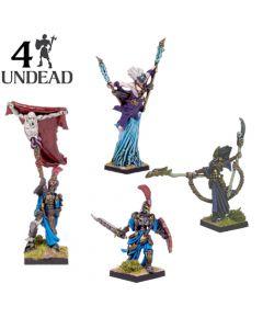 Kings of War Undead Death Kings Cabal