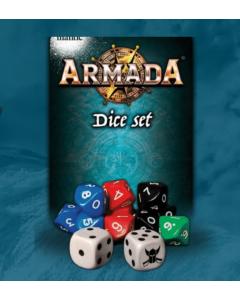 Kings of War Armada Dice set