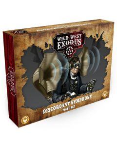 Wild West Exodus : Discordant Symphony posse