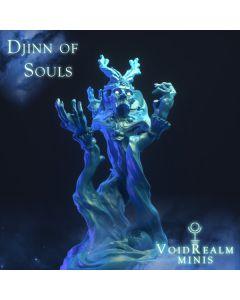 PoD Voidrealm Minis Djinn of Souls