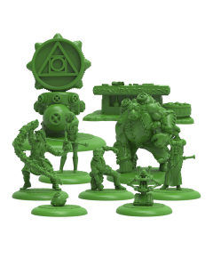 Guildball Alchemist's Guild: The Lure Of Gold