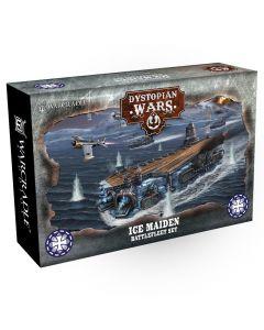Dystopian Wars: Icemaiden Battlefleet set