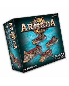 Kings of War Armada Dwarf Booster