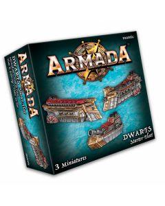 Kings of War Armada Dwarf Starter