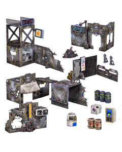 Mantic Deadzone V3. Terrain booster (shipping 25oct)