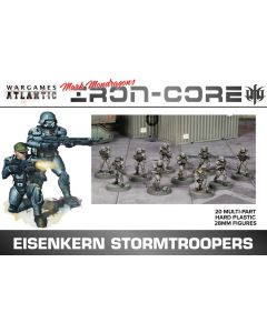 Wargames Atlantic Eisenkern Stormtroopers