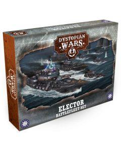 Dystopian Wars: Elector Fleet Starter set