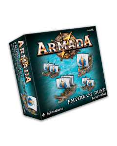 Kings of War Armada Empire of Dust Booster