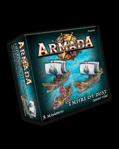 Kings of War Armada Empire of Dust Starter