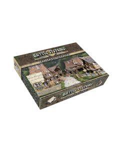 Battlesystems Village set
