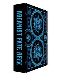 Wyrd Malifaux 3e: Arcanist Fate deck