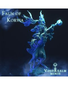 PoD Voidrealm Minis Faun of Korvia