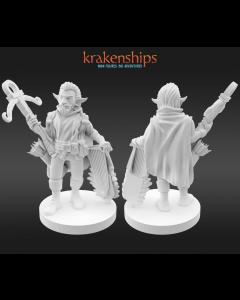 Krakenships Phoradin Male bard