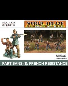 Wargames Atlantic French Resistance Partizans