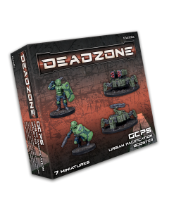 Mantic Deadzone V3. GCPS Urban Pacification Booster (shipping 25oct)