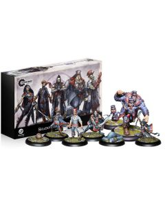 Guildball Union guild : Shadow of the Tyrant