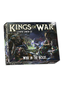 Kings of War: War in the holds 2player Starterset
