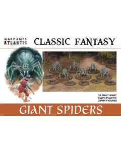 Wargames Atlantic Giant Spiders