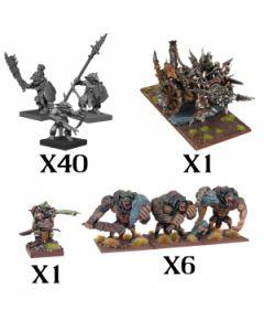 Kings of War: Goblin army starter