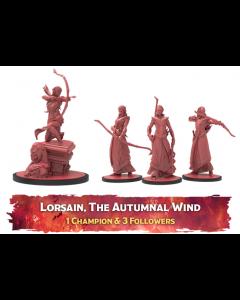 GodTear Lorsain box