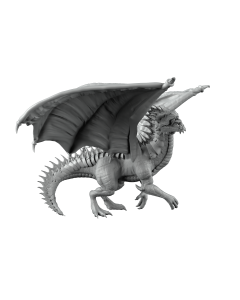 PoD Crosslances Green Dragon