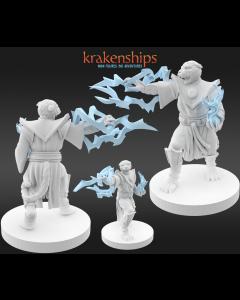 Krakenships Grimalkin Catfolk Sorcerer
