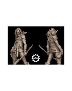 Guildball Ratcatchers guild alternative piper