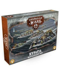 Dystopian Wars: Hypatia Battlefleet Starter