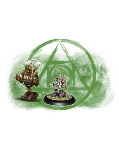 Guild ball Alchemist's Flask