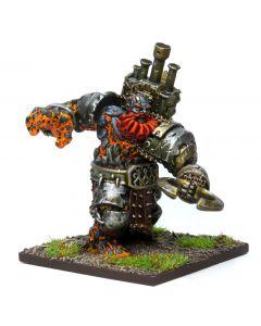 Kings of War Abyssal dwarf Infernox