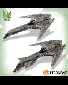Dropzone Commander Achangel interceptors/ tactical bomber