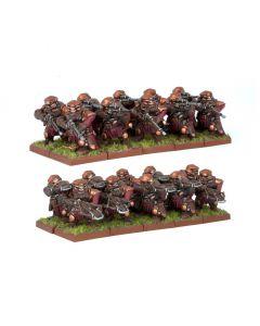 Kings of War Dwarf Ironwatch Regiment