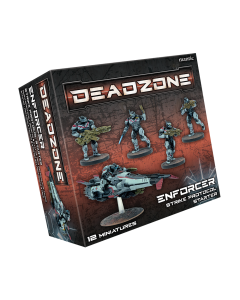 Mantic Deadzone V3. Enforcer Strike Protocol Starter (shipping 25oct)