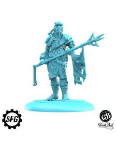 Guildball Fisherman's Guild Veteran Sakana