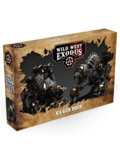 Wild West Exodus : K9 gun dogs