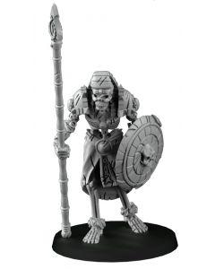 PoD Crosslances Egyptian Skeleton spearman