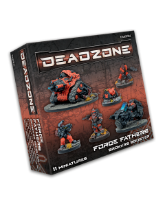 Mantic Deadzone V3. Forge Father Brokkrs Booster (shipping 25oct)
