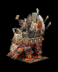 Kings of War Abyssal dwarf hellfane