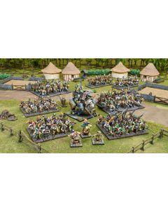Kings of War Halfling mega starter army