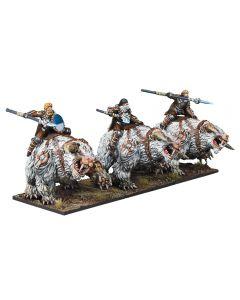 Kings of War FrostFang Cavalry Regiment