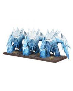 Kings of War Ice Elementals