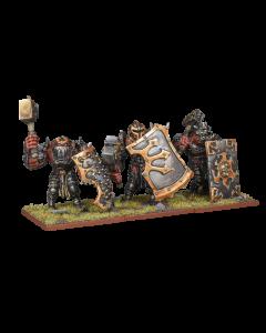 Kings of War Ogre Siegebreakers regiment