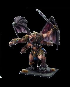 Kings of War Ratkin Scudku-Z'luk, Demonspawn of Diew